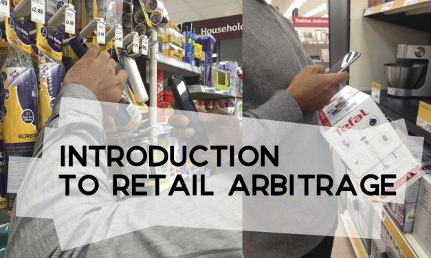 Intro to Retail Arbitrage