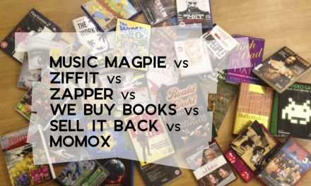 Music Magpie vs Ziffit vs Zapper vs We Buy Books vs Sell It Back vs Momox