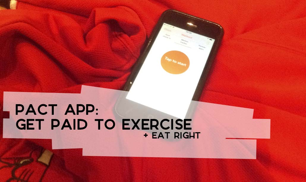 Pact App: Get Paid to Exercise