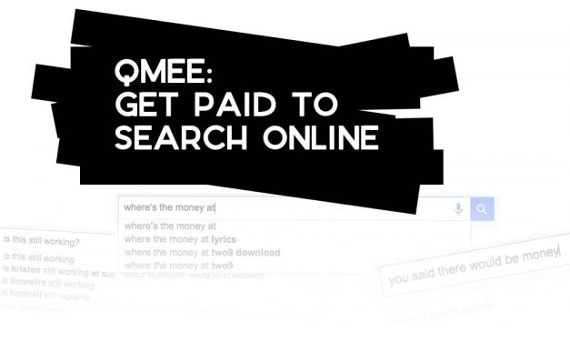 Qmee: Get Paid to Search Online
