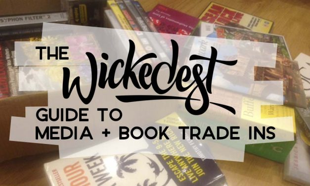 The Wickedest Guide to Media + Book Trade-Ins