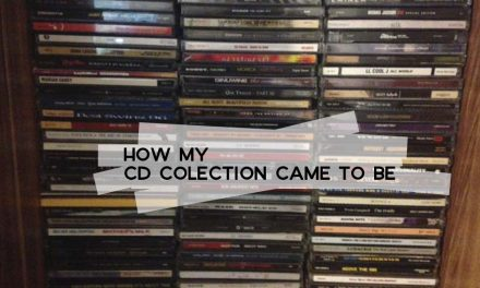 How My CD Collection Came to Be