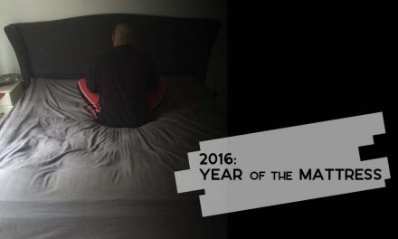 2016: Year of the Mattress
