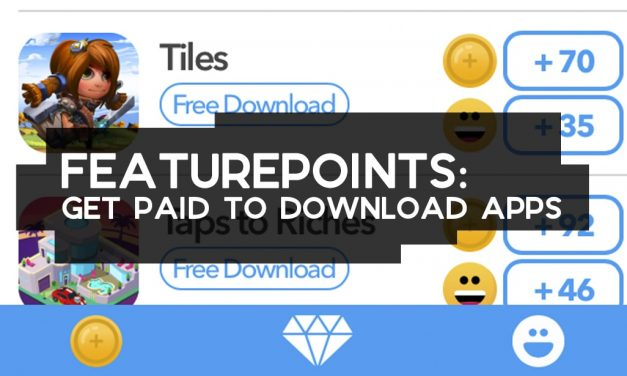 FeaturePoints: Get Paid to Download Apps