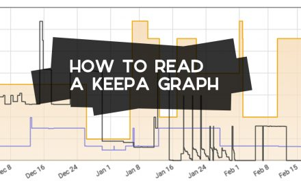 How to Read a Keepa Graph