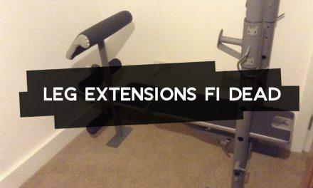 Leg Extensions fi Dead