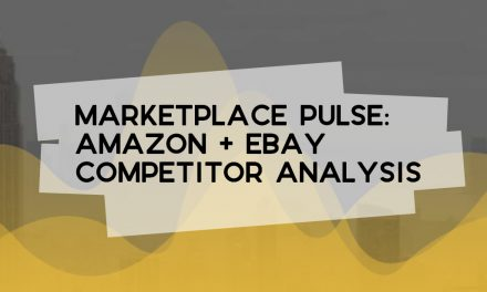 Marketplace Pulse: Amazon + eBay Competitor Analysis