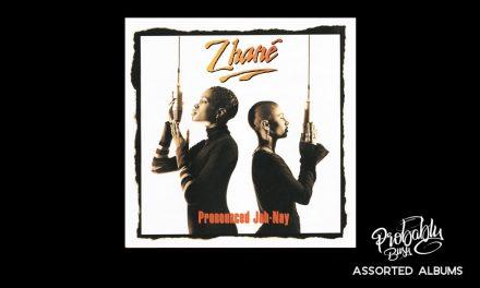 Zhané – Pronounced Jah-Nay