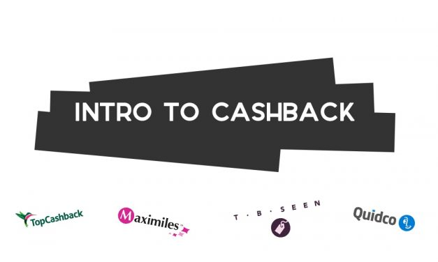 Intro to Cashback