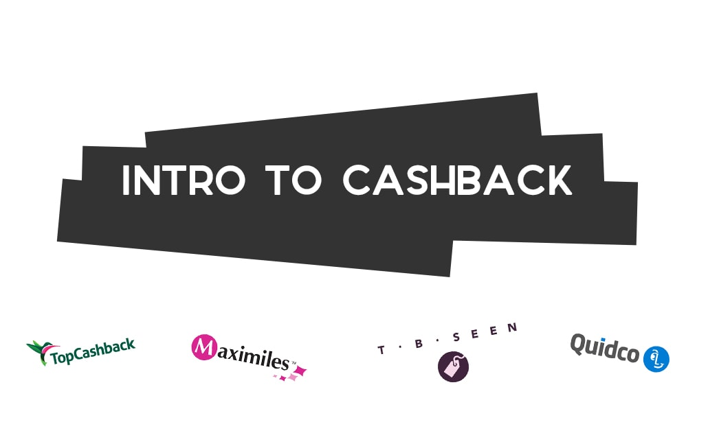 Intro to Cashback