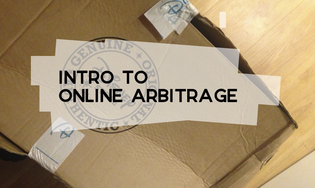 Intro to Online Arbitrage