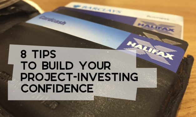 8 Tips to Build Your Project-Investing Confidence