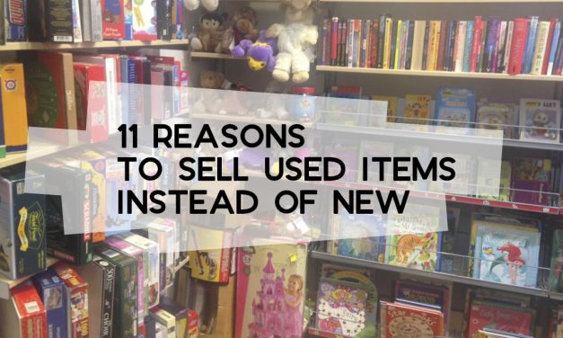 11 Reasons to Sell Used Items Instead of New