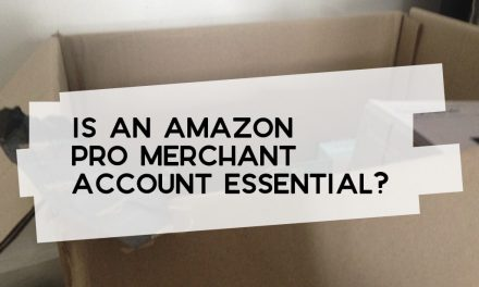 Is an Amazon Pro Merchant Account Essential?
