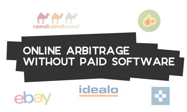 Online Arbitrage Without Paid Software