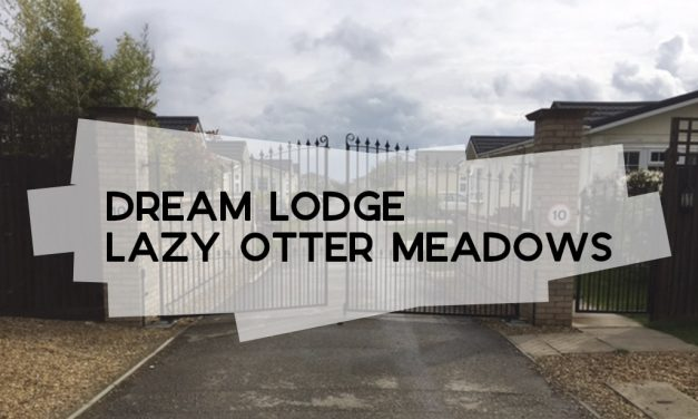 Dream Lodge – Lazy Otter Meadows, Cambridgeshire