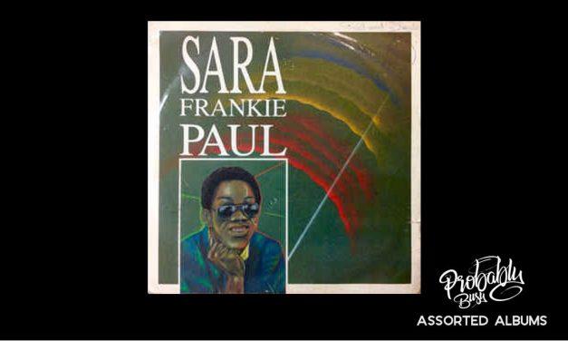Frankie Paul – Sara