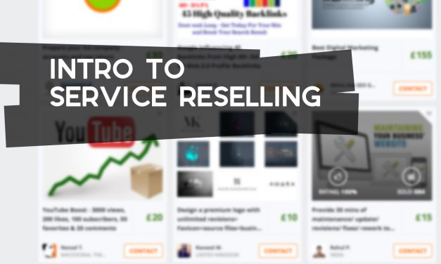 Intro to Service Reselling