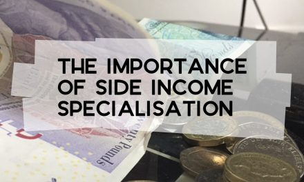 The Importance of Side Income Specialisation