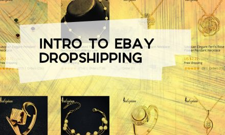 Intro to eBay Dropshipping