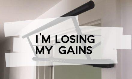 I'm Losing My Gains