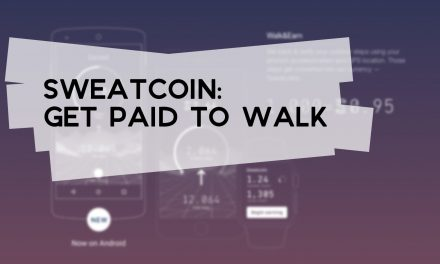 Sweatcoin: Get Paid to Walk