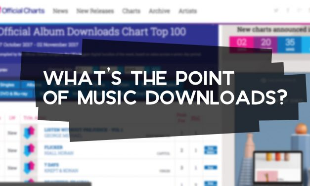 What's the Point of Music Downloads?