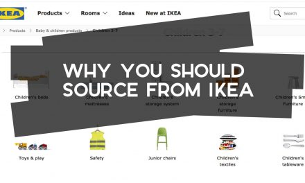 Why You Should Source Retail Arbitrage from Ikea