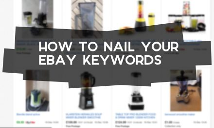 How to Nail Your Keywords with Every eBay Listing