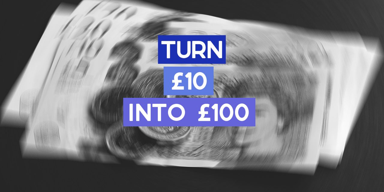 30 Ways to Turn £10 into £100 | Make Money Online Today | Probably Busy