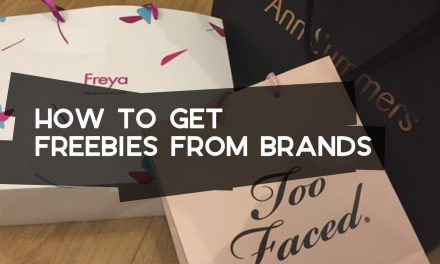 How to Ask for Freebies from Brands