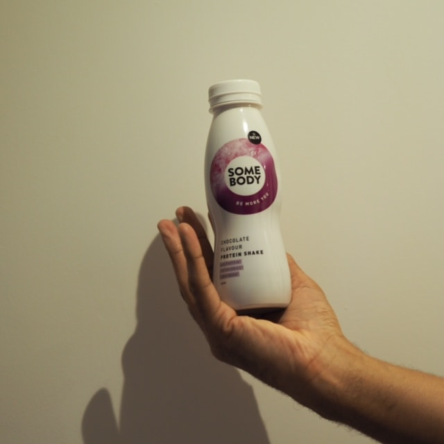 Some Body Chocolate Protein Shake 330ml - Probably Busy