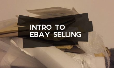 Intro to eBay Selling