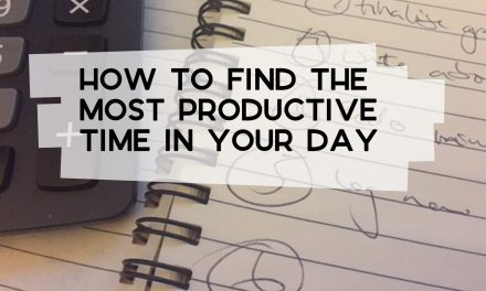 How to Find the Most Productive Time in Your Day
