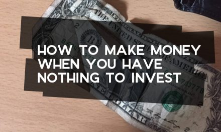 How to Make Money if You Have Nothing to Invest