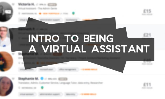 Intro to Being a Virtual Assistant