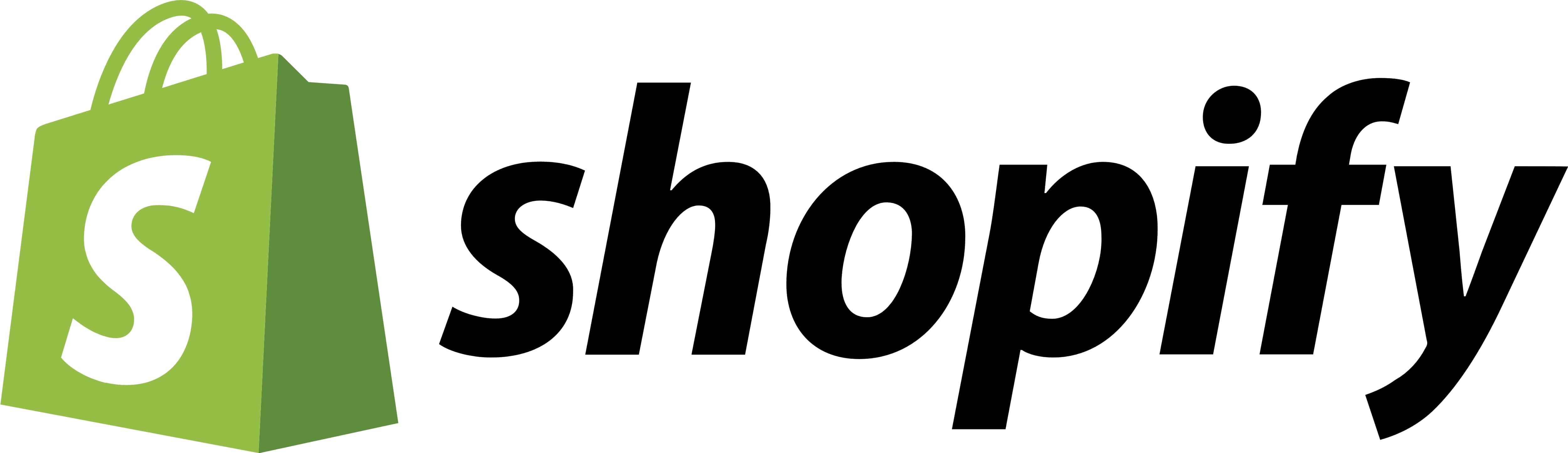Shopify Logo - ProbablyBusy.com