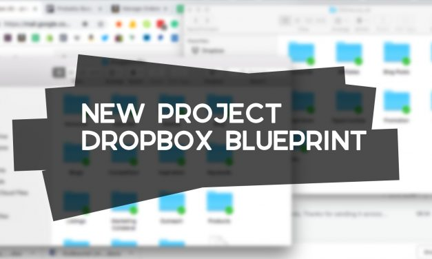 New Project Dropbox Blueprint