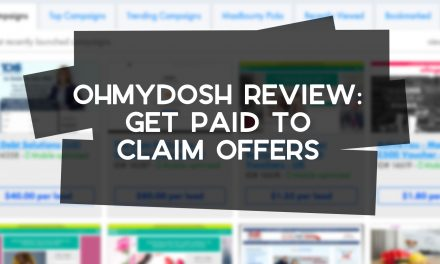 OhMyDosh Review: Get Paid to Claim Offers