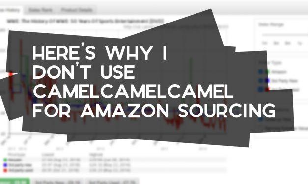 Why I Don't Use CamelCamelCamel