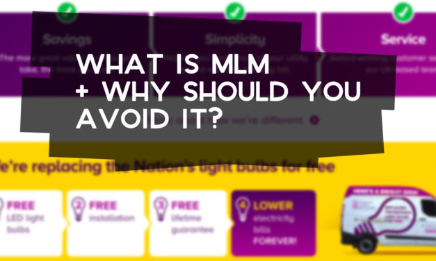 What is MLM + Why Should You Avoid It?