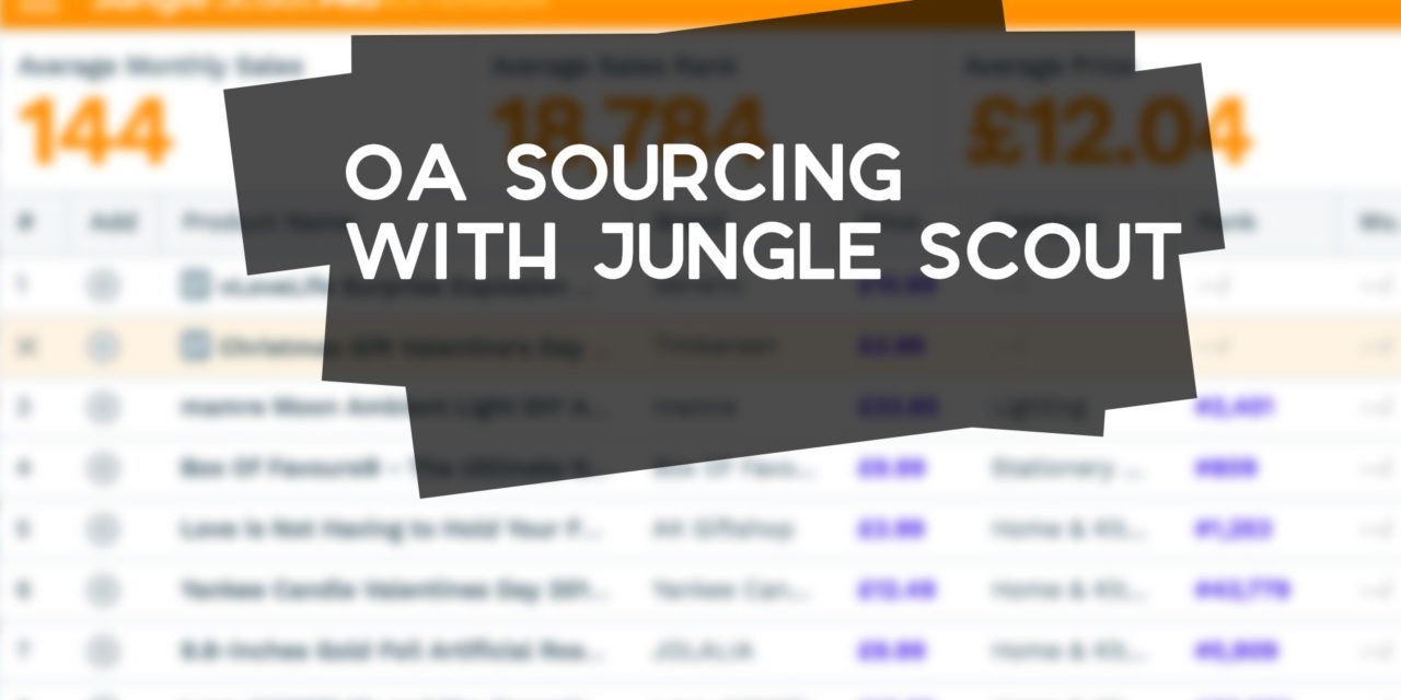 Can You Do Online Arbitrage Sourcing with Jungle Scout?