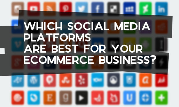 Which Social Media Platform is Best for Your Ecommerce Business?