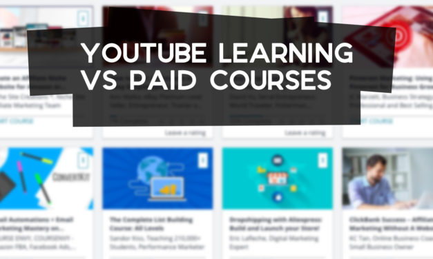 YouTube Learning vs Paid Courses