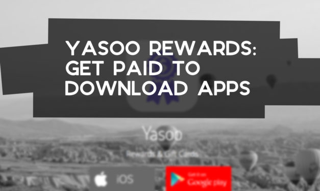 Yasoo Rewards: Get Paid to Download Apps